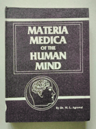 Materia Medica of the Human Mind